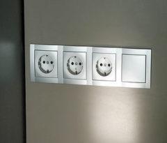 Перенос розетоки и выключателей. Электромонтажные работы, Монтаж розеток