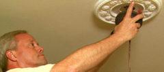 Установка люстр, электрик на дом, вызов электрка Санкт-Петербург, Электрик Кудрово, Электромонтажные работы